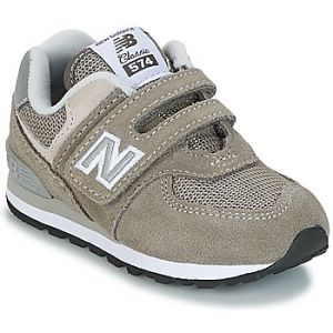 New Balance Iv574v1, Baskets Mixte Enfant, Gris (Grey), 27.5 EU