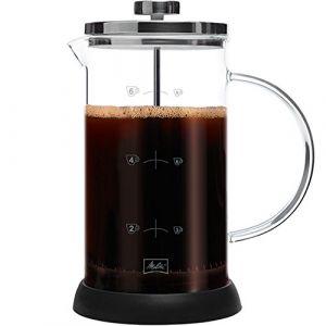 Melitta Cafetière à piston 8 tasses