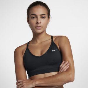 Nike Brassière à maintien léger Indy pour Femme - Noir - Taille XS - Femme