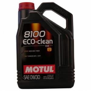 Motul 8100 Eco-clean 0W-30 (5 l)