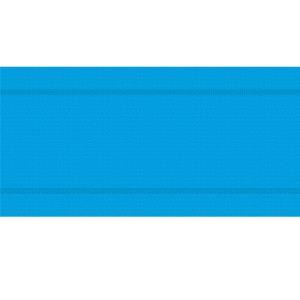 TecTake Bâche à bulles pour Piscine rectangulaire de protection extérieure en Plastique 7,32 m x 3,66 m Bleu
