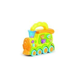 Bruin Preschool - Train des animaux