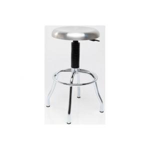 Kare Design Samuela - Tabouret de bar en acier