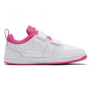 Nike Baskets Pico 5 Psv - White / Pink Blast - Taille EU 29 1/2