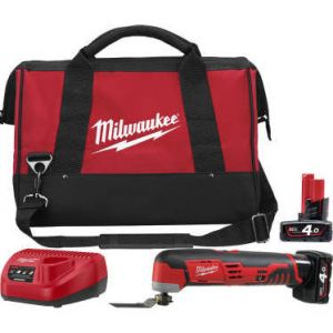 Milwaukee C12 MT-402B - Multi-Tool outil multifonctions 12V