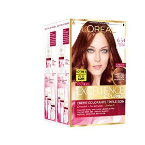 L'Oréal Excellence Crème 6.54 Blond Foncé Acajou Cuivré