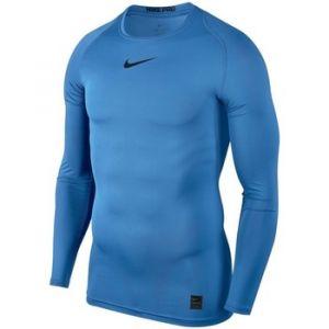 Nike T-shirt Pro Top Compression bleu - Taille EU XXL,EU S,EU M,EU L