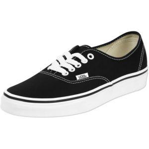 Vans Authentic chaussures noir blanc 41,0 EU