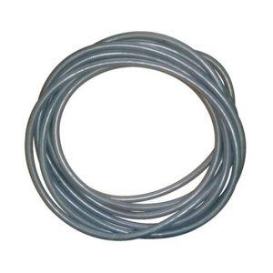 Alsafix Tuyau pneumatique PVC transparent renforcé D. 13 x 19 mm TUBPVC13