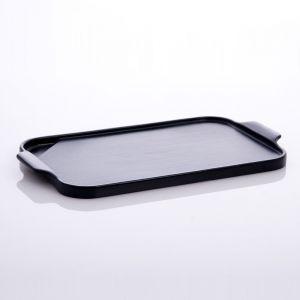 Somagic Plancha céramique 22,8 x 40,6 cm pour barbecue 403830