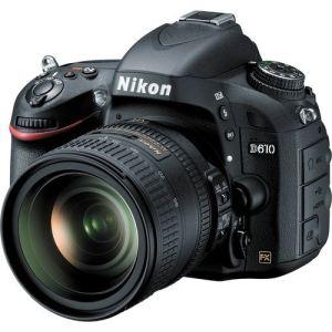 Nikon D610 (avec objectif 24-85mm)