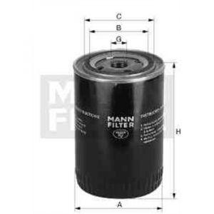 Mann-Filter Filtre à huile W723/3