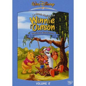 Le Monde magique de Winnie l'Ourson - Vol.8 : Grandir avec Winnie l'Ourson [DVD]