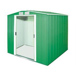 Duramax Abri jardin métal Carnavon / 2,47 m²