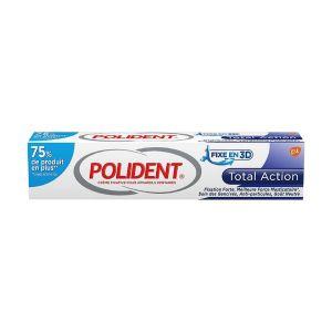 Polident Total action Crème fixative pour appareils dentaires