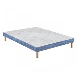 Merinos Confort Ferme - Sommier tapissier 140 x 190 cm