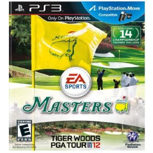 Tiger Woods PGA Tour 12 : Masters [PS3]