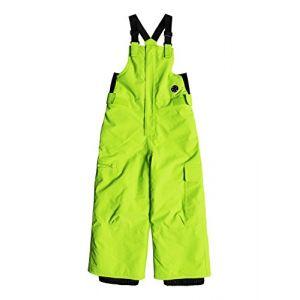 Quiksilver Boogie - Pantalon de snow pour Garçon 2-7 ans - Vert