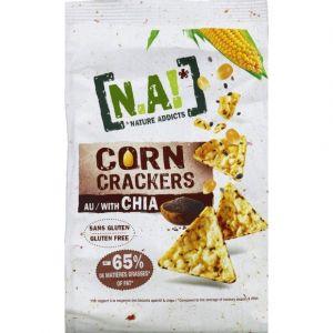 N.a! Crackers maïs chia bio - Le sachet de 50g