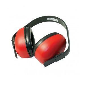 Silverline 633815 - Casque anti-bruit SNR 27 dB