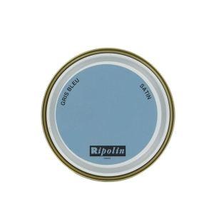 Peinture bois exterieur bleu comparer 768 offres for Peinture microporeuse bois exterieur tollens