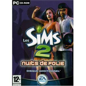 Les Sims 2 : Nuits de Folie - Extension du jeu [PC]