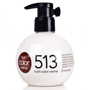 Revlon Nutri Color Crème 513 Marron Profond - Après-shampooing - 250 ml