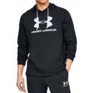 Under Armour Sweat-shirt Sportstyle Terry Logo Hoodie Noir - Taille EU XXL,EU S,EU M,EU L,EU XL