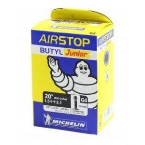 Michelin G4 - Chambre à air Airstop Butyl 450A 20x2.125 Schrader