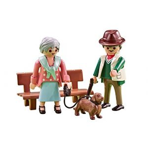 Playmobil 6549 - Couple de grand-parents