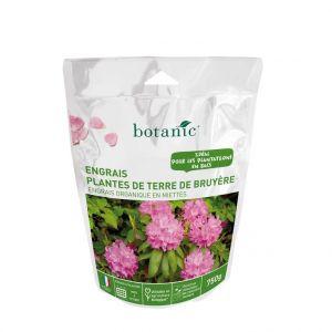 Botanic Engrais plantes de terre de bruyère 750g