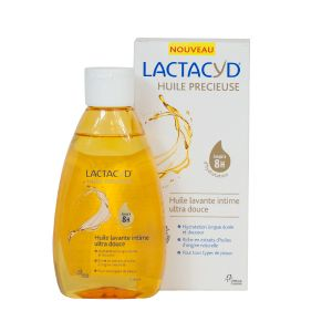 Lactacyd Huile Précieuse - Huile lavante intime extra-douce