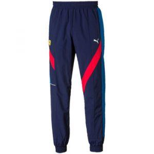 Puma Jogging Pantalon de survêtement SCUDERIA FERRARI STREET bleu - Taille EU S,EU M,EU L,EU XL,EU XS