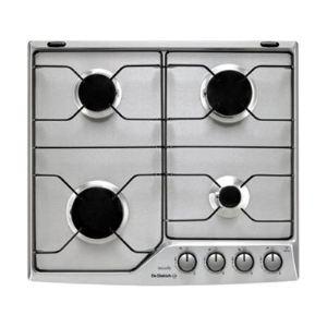 De Dietrich DTE710 - Table de cuisson gaz 4 foyers