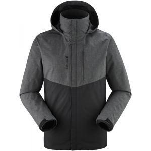 Lafuma Access 3In1 Fleece JKT M Veste 3 en 1 Homme, Anthracite Grey, FR : L (Taille Fabricant : L)