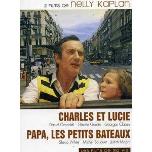 Coffret Charles et lucie + Papa les petits bateaux