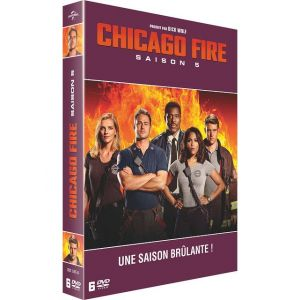 Chicago Fire - Saison 5 [DVD]
