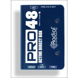 Radial Pro48 -  Boîte de direct