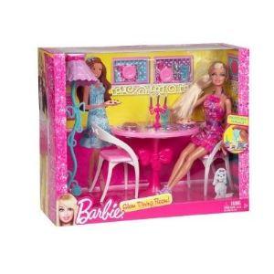 Mattel Barbie et mobilier - Chambre
