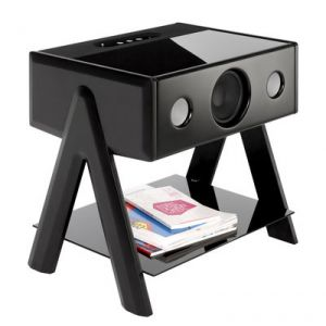 La boite concept Cube Thruster - Enceinte active 2.1 Wide Sound 2.0 Bluetooth 4.0 Apt-X AirPlay