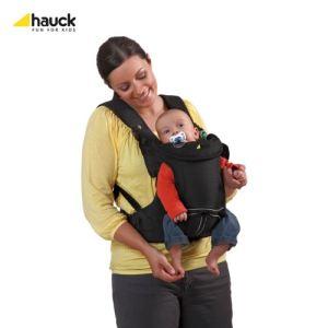 Hauck 3 Way Carrier - Porte bébé 3 positions ventral et dorsal