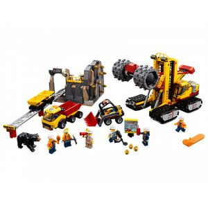 Lego 60188 - City : Le site d'exploration minier