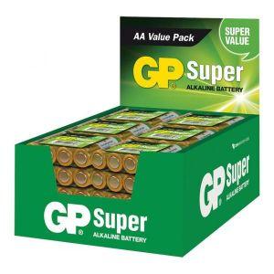 GP Pack de 192 piles alcalines AA/LR6 1.5 V