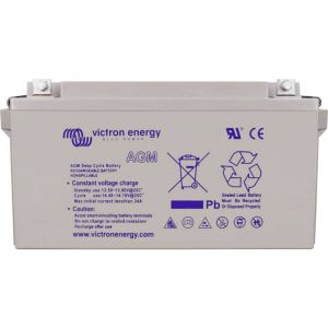 Victron energy Accumulateur solaire Victron Energy Blue Power BAT412600104 12 V 66 Ah plomb-gel (l x h x p) 258 x 235 x 166 mm raccord