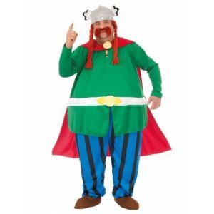 Chaks Déguisement - Costume Licence Abraracourcix 6 Pièces, Mens, CS964195/XL, Taille XL