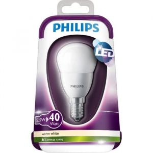 Philips E14 5,5 W- 470 Lumens - Ampoule LED sphérique