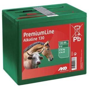 Ako Pile alcaline 9V 130Ah PreniumLine AGRARTECHNIK