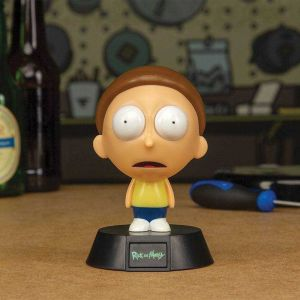 Paladone Lampe 3D Rick & Morty - Morty