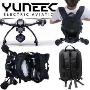 Yuneec Typhoon Backpack - Sac à dos Sport officiel de transport pour drone Q500 / Q500+ / Q500 4K