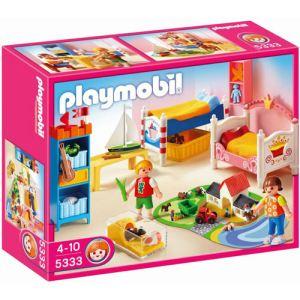 Image de Playmobil 5333 - Chambre des enfants